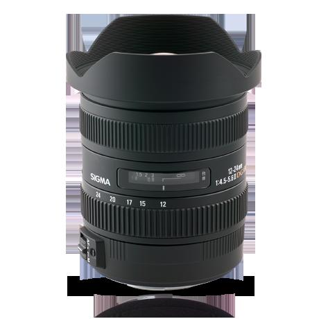 12-24mm F4.5-5.6 DG HSM II