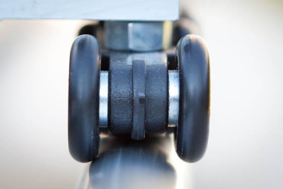 Slider wheels