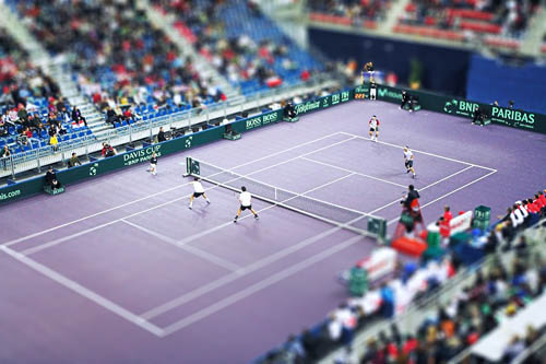 Fake Tilt-Shift – Miniature Photography – Photoshop Tutorial