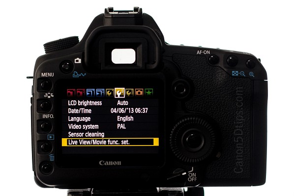 Canon eos 60d tutorial video 3 part 1 flash control menu youtube.
