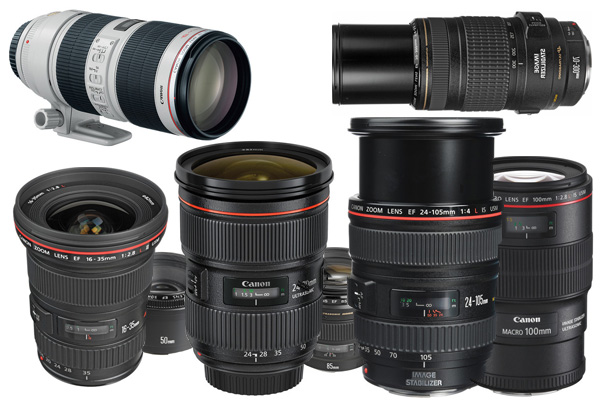 Top 10 Best Buy Lenses for Canon
