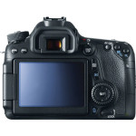 EOS 70D back LCD