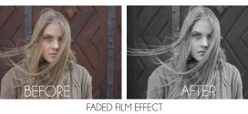 PRESET SHOP – Haze-Fade-Flare, Faded Film and Fashion Editioral Presets